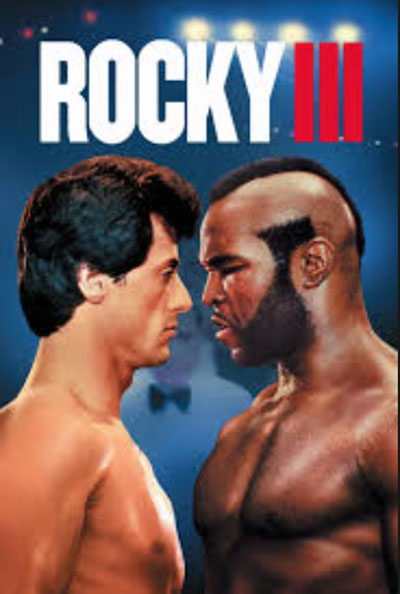 Stallone And Mr T Rocky 3