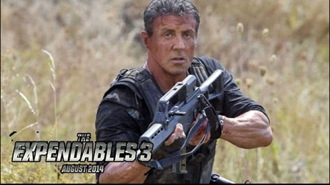 Sylvester-Stallone-Expendables-3-Workout-Arms-Thursday-Routine