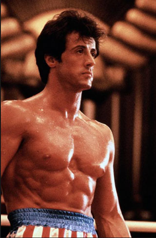 Sylvester Stallone Workout For Rocky