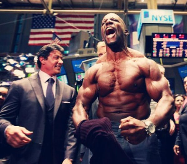 Terry Crews Workout: From NFL To The Expendables