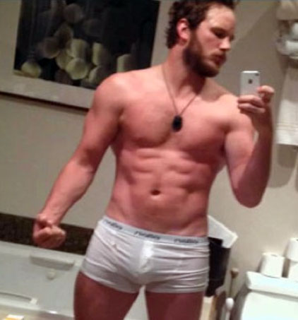 Chris pratt workout from andy dwyer to superhero pop workouts abs workout thecheapjerseys Images