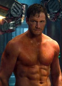 Chris Pratt Workout: From