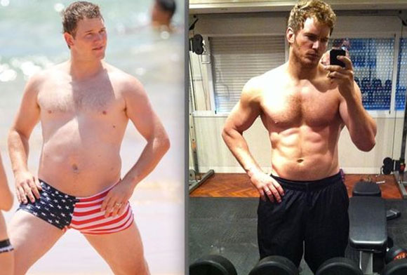 Duffy Gaver says he explained Chris Pratt's diet plan by saying: