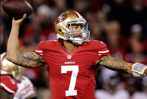 Colin-Kaepernick-Top-Exercises-Throwing-Football-NFL