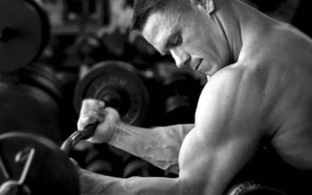john-cena-friday-arms-workout-rountine