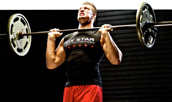 rob-gronkowski-workout-chest-&-arms