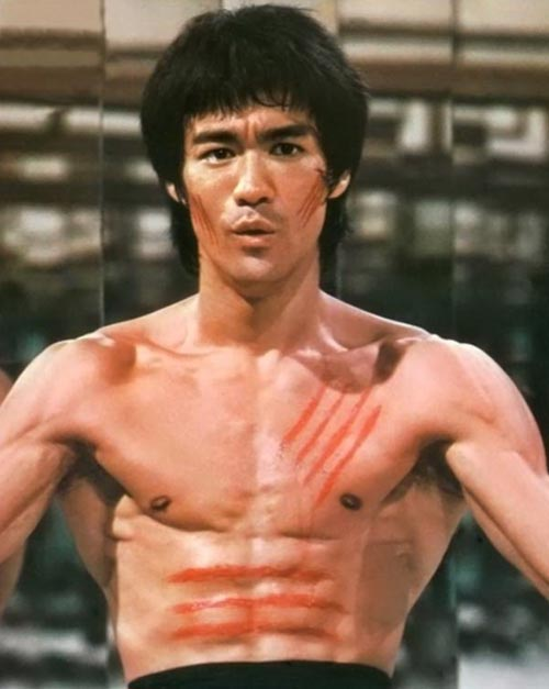 Bruce Lee Circuit Training Routine Abs