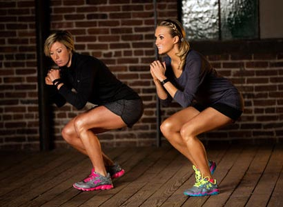 Carrie Underwood Workout: Long and Lean | Pop Workouts ...