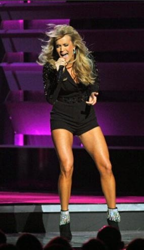 Image result for carrie underwood leg workout