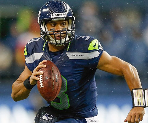 Russell Wilson Workout Arms