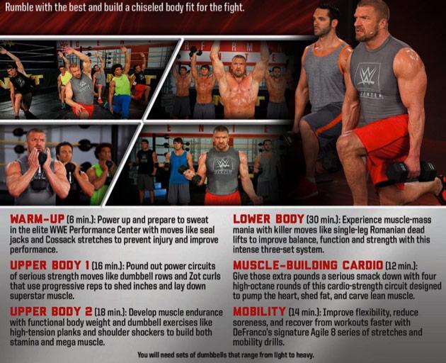 Triple-H-Workout