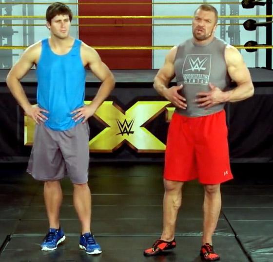 WWE-Triple-H-Workout