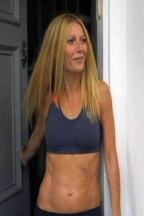 Gwyneth Paltrow Workout: Get Long and Lean | Pop Workouts