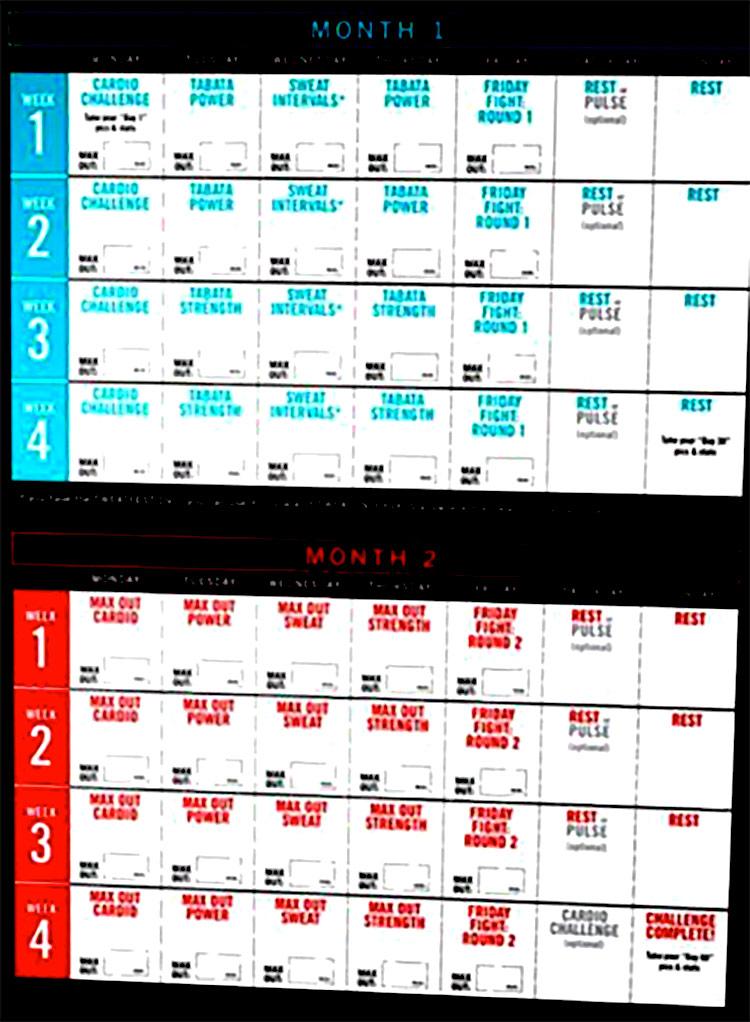 "... Results for ""Insanity Max 30 Printable Calendar"" – Calendar 2015"
