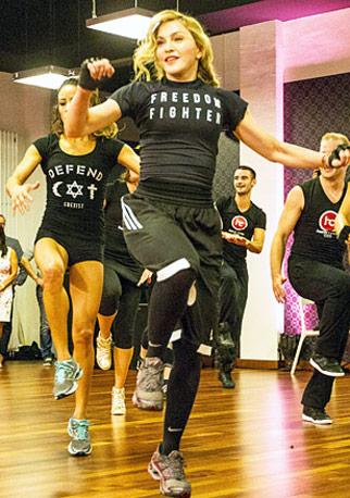 Madonna-Workout