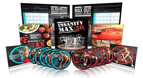 Shaun T's New Insanity Workout | Pop Workouts