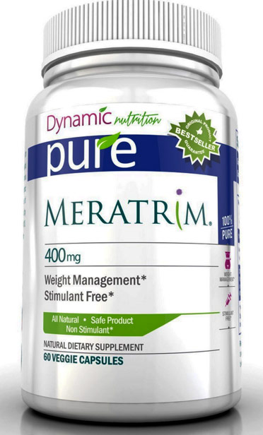 Meratrim Fat Burning Supplement Promoted by Dr. Oz For Weight Loss
