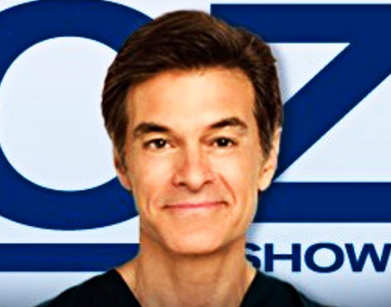 become a  fat burning machine Dr Oz