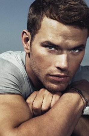 Kellan Lutz Face Chin Hair Arm Pic