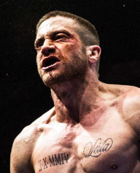 Jake Gyllenhaal Southpaw Workout Boxing Routine