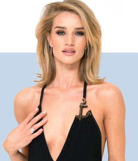 Rosie Huntington-Whiteley Workout: Victoria's Secret Model