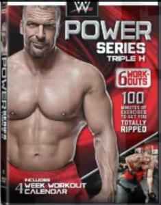 'WWE-Power-Series-DVD-featuring-Triple-H