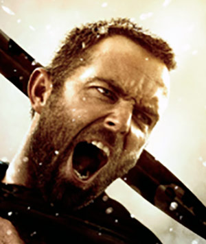 300 Workout Routine Face of Sullivan Stapleton