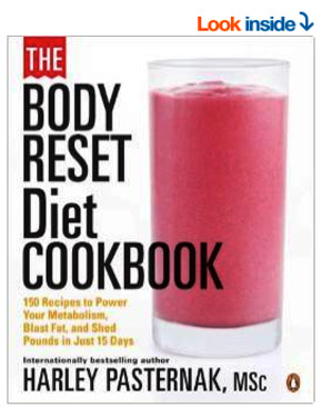 Body Reset Diet Cookbook Harley Pasternak