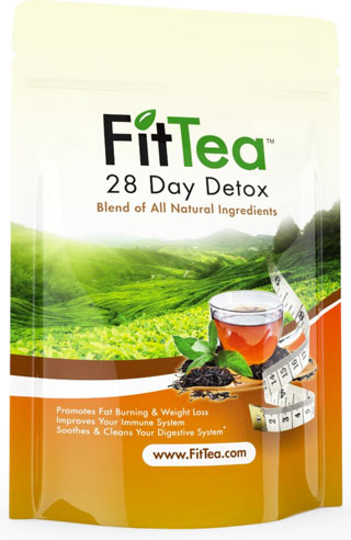 Fit Tea Diet Detox Herbal