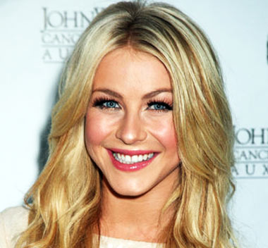 Julianne Hough Face Beauty