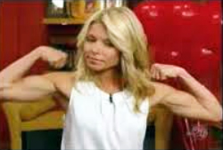 Kelly Ripa Arms Workout