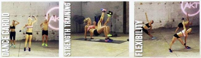 Kelly Ripa Workout Routine AKT