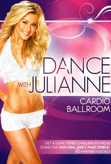 Ballroom Dancing Workout DVD with Julianne Hough