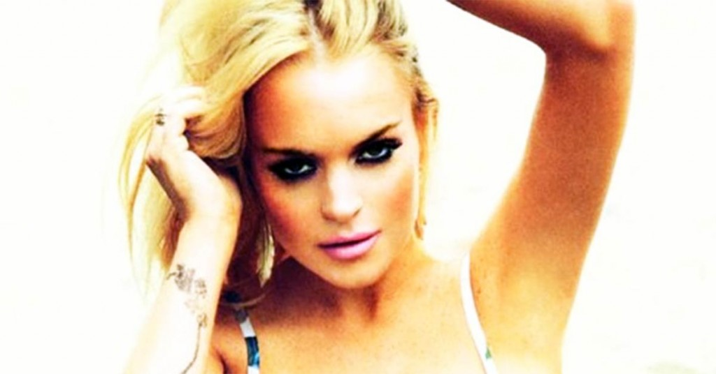 Lindsay Lohan Going With Blond Hair For Summer