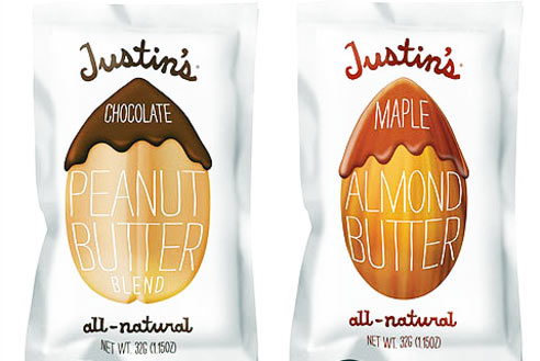 What Kim Kardashian Eats Justins Nut Butter