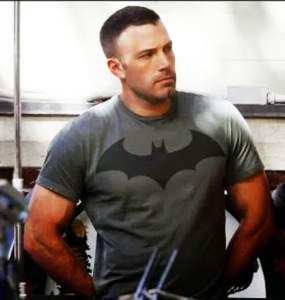 Batman v Superman Ben Affleck Workout