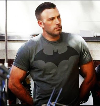 Batman v Superman Ben Affleck Workout | Pop Workouts