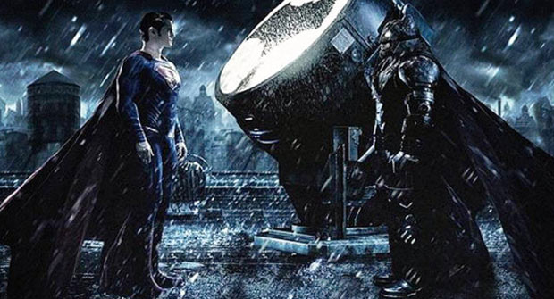 Ben Affleck Batman v Superman Workout standoff