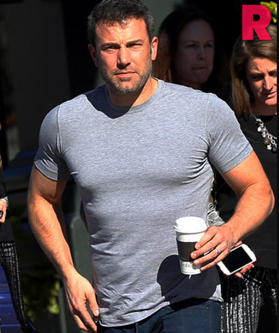 Ben Affleck Got Ripped