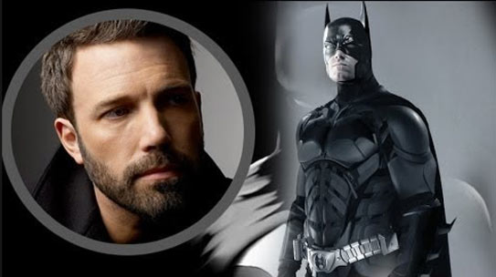 Ben Affleck as Batman Workout Routine