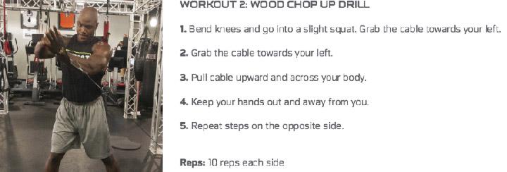 DeMarcus-Ware-NFL-Workout-Wood-Chop-Ups