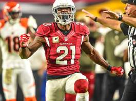 Patrick Peterson NFL Defensive Back Training