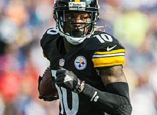 Martavis Bryant Pittsburgh Steelers