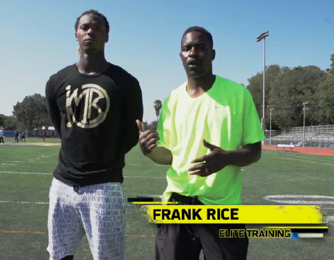 Martavis Bryant Workout during the Off-Season NFL Pittsburgh Steelers