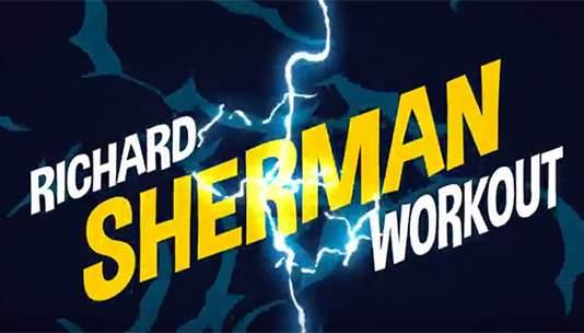 Richard Sherman Workout Exercises