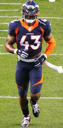 TJ Ward Denver Broncos Workout Motivation