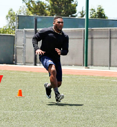 TJ Ward Workout