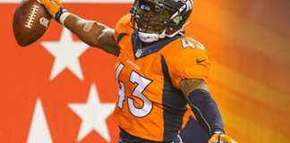 tj ward nfl football player Denver Broncos