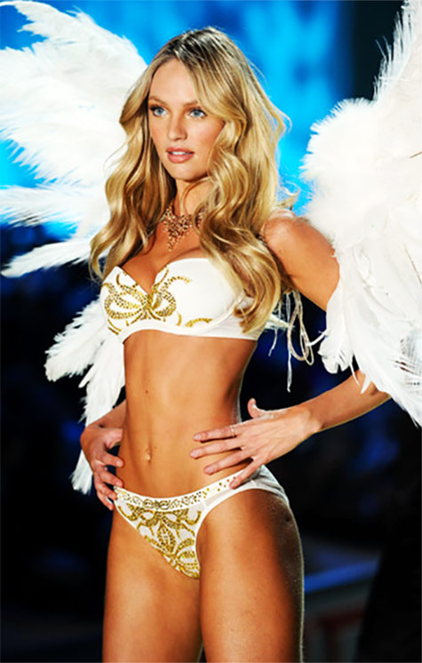 Candace Swanepoel Body Victoria's Secret Model