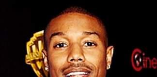 Michael B Jordan Face